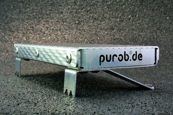 Purob Perkussionsinstrument Perspektive